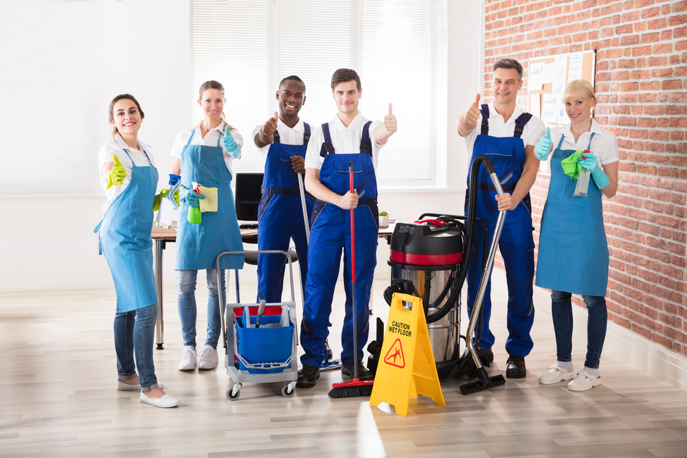 Qualities of a good cleaning service
