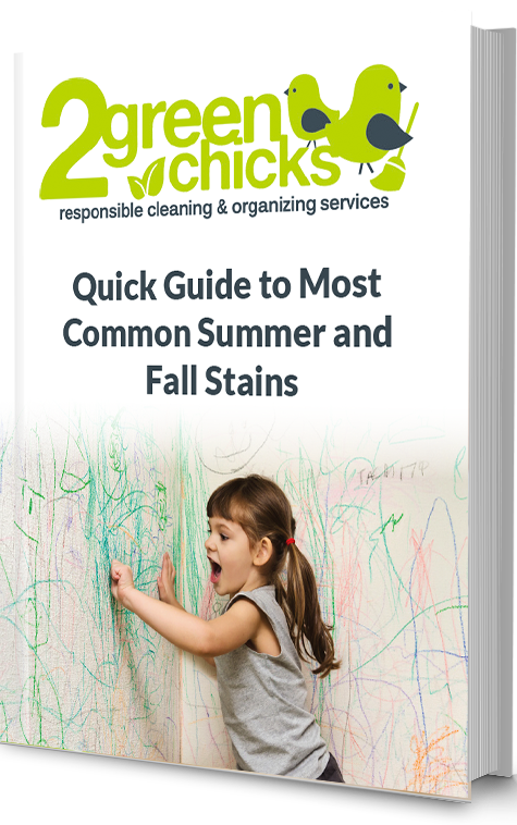 Guide to Most Common Summer and Fall Stains