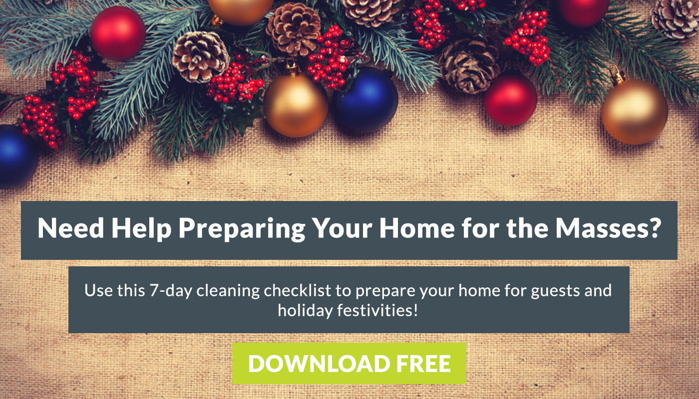 How to Establish a Consistent House Cleaning Schedule in 2019