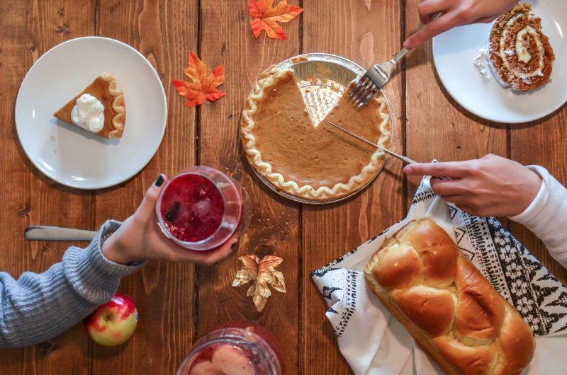 10 day plan to prepare for Thanksgiving
