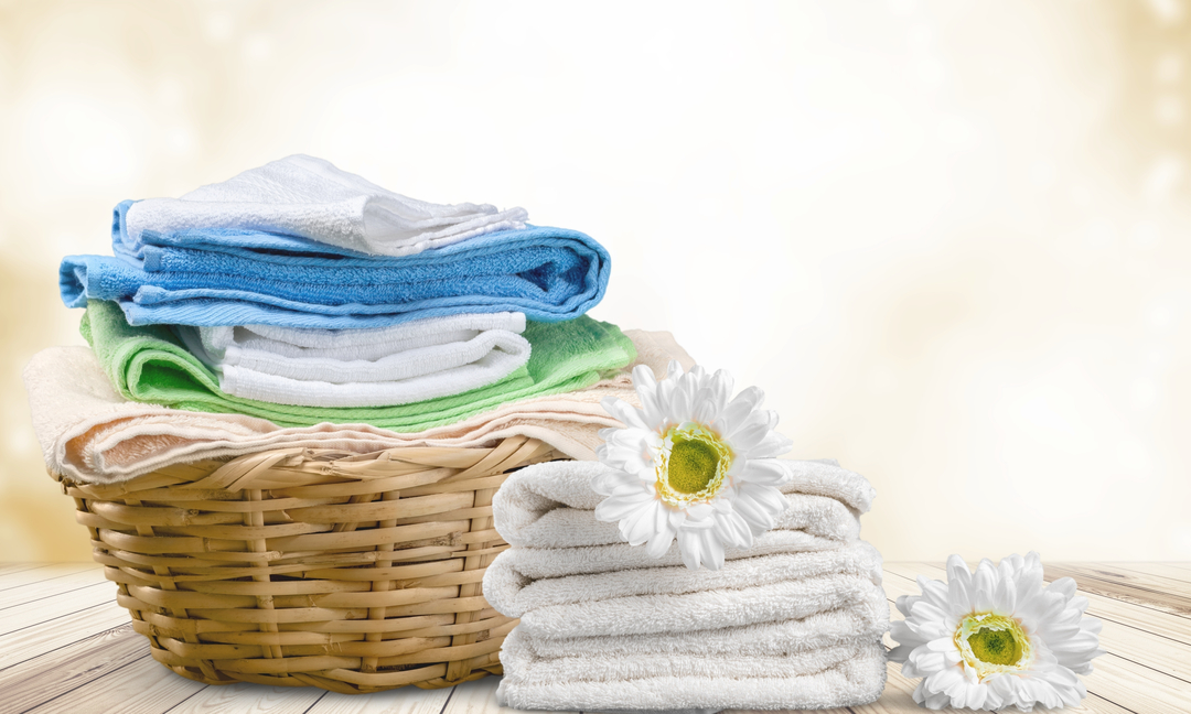 A stress-free laundry routine