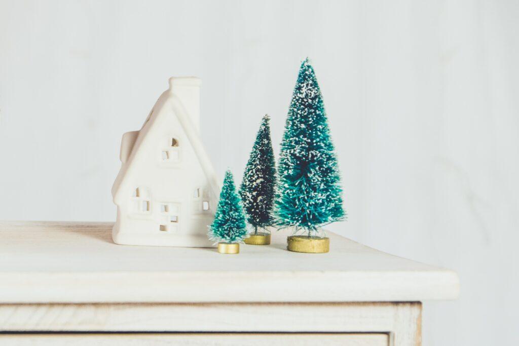 preparing house for winter